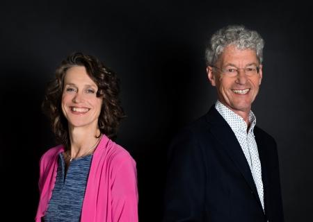 Ellen Nuijten en Fred Korthagen