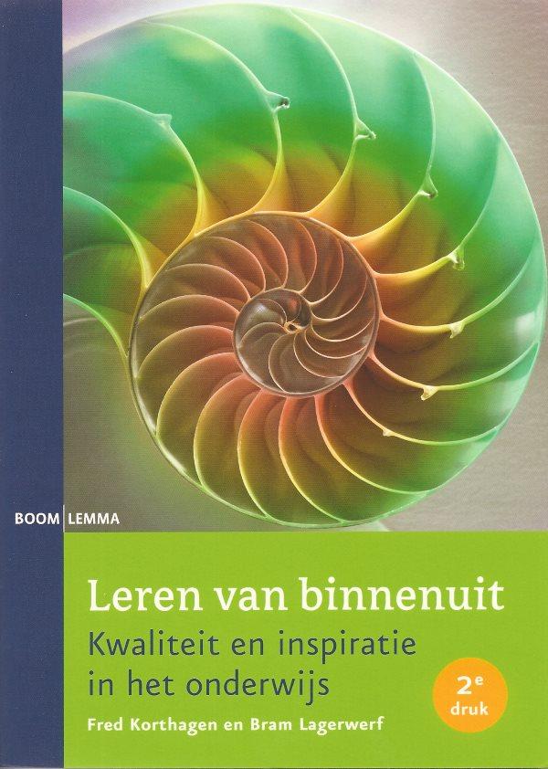 cover boek Leren van binnenuit